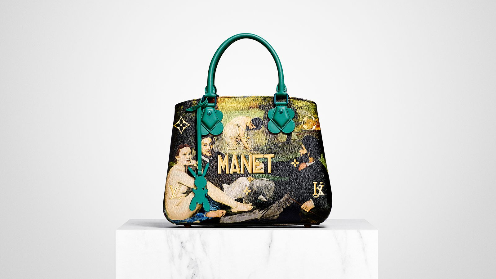 1fc4edef36ef Louis Vuitton x Koons. Second Edition of Masters